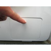 Samsung WW10M86GNOA - Ouverture de la trappe du filtre de vidange