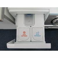 Samsung WW10M86GNOA - Distributeur de lessive liquide et adoucissant intégré