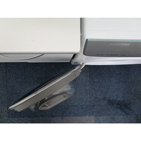 Samsung WW10M86GNOA - Angle d'ouverture de la porte