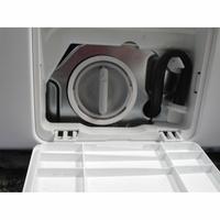 Samsung WW70J3467KW - Bouchon du filtre de vidange