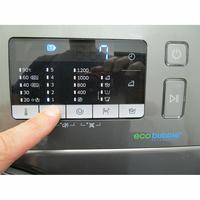 Samsung WW70J5355FX - Afficheur et touches d'options