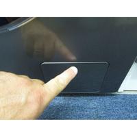 Samsung WW70K5410UX - Ouverture de la trappe du filtre de vidange