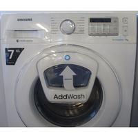 Samsung WW70K5413WW AddWash - Machine à hublot supplémentaire