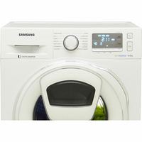 Samsung WW8EK6415SW Add wash 								- Vue principale