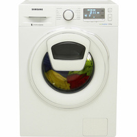 Samsung WW8EK6415SW Add wash - Vue de face