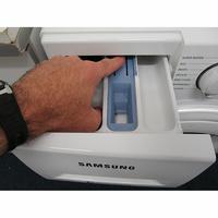 Samsung WW8EK6415SW Add wash - Bouton de retrait du bac à produits