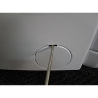 Sharp ES-FA7123W2 FR - Outil nécessaire pour accéder au filtre de vidange