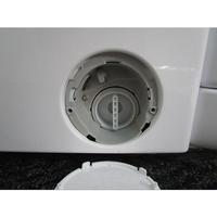 Sharp ES-FA7123W2 FR - Bouchon du filtre de vidange