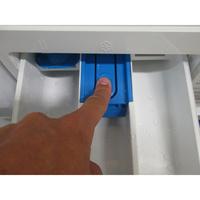 Siemens WM12K260FF iQ300 (*14*) - Bouton de retrait du bac à produits
