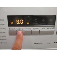 Siemens WM12K260FF iQ300 (*14*) - Touches d'option