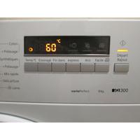 Siemens WM12K260FF iQ300 (*14*) - Afficheur et touches d'options