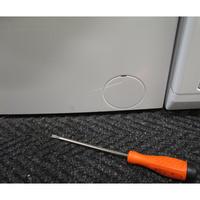 Siemens WM14B211FF - Outil nécessaire pour accéder au filtre de vidange