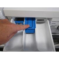 Siemens WM14S485FF iQ500 - Bouton de retrait du bac à produits