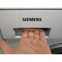 Siemens WM14S485FF iQ500 - Ouverture du tiroir à détergents