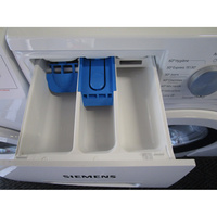 Siemens WM14T360FF - Compartiments à produits lessiviels