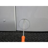 Siemens WP12R155FF iQ100 (*24*) - Outil nécessaire pour accéder au filtre de vidange