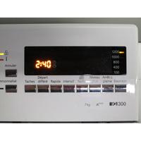 Siemens WP12T287FF - Afficheur