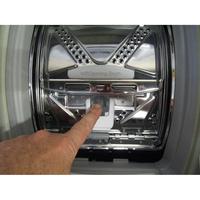 Siemens WP12T287FF - Bouton d'ouverture des portillons