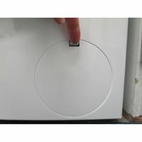 Siemens WU14Q408FF - Ouverture de la trappe du filtre de vidange