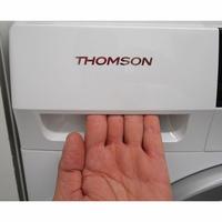 Thomson (Darty) TW148 - Ouverture du tiroir à détergents