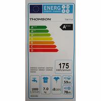 Thomson (Darty) TW714 - Étiquette énergie