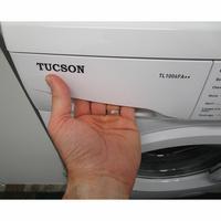 Tucson TL1006FA++ - Ouverture du tiroir à détergents