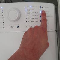 Vedette VT602B - Touche de pré-lavage