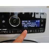 Whirlpool FSCR12443 6ème Sense Live(*37*) - Sélecteur de programme et température