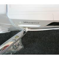 Whirlpool FSCR80421  - Angle d'ouverture de la porte