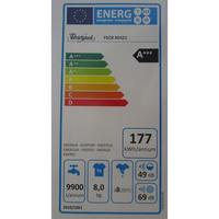 Whirlpool FSCR80421  - Étiquette énergie