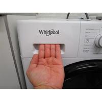 Whirlpool FWFD91483BFR - Ouverture du tiroir à détergents