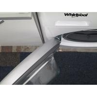 Whirlpool FWG91484WS FR - Angle d'ouverture de la porte