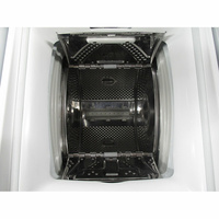 Whirlpool TDLR60230 - Tambour ouvert
