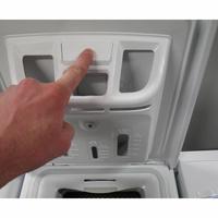Whirlpool TDLR60230 - Bouton de retrait du bac à produits