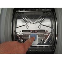 Whirlpool TDLR65210(*10*) - Bouton d'ouverture des portillons