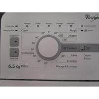 Whirlpool TDLR65210(*10*) - Sélecteur de programme et température