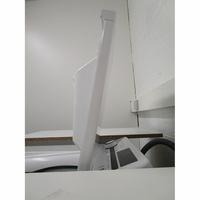 Whirlpool TDLR65230 - Angle d'ouverture de la porte