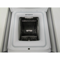 Whirlpool TDLR65330 - Tambour ouvert