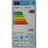 Whirlpool TDLR65330 - Étiquette énergie