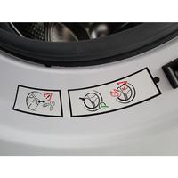 Whirlpool Zendose9 - Autocollant des préconisations d'utilisation