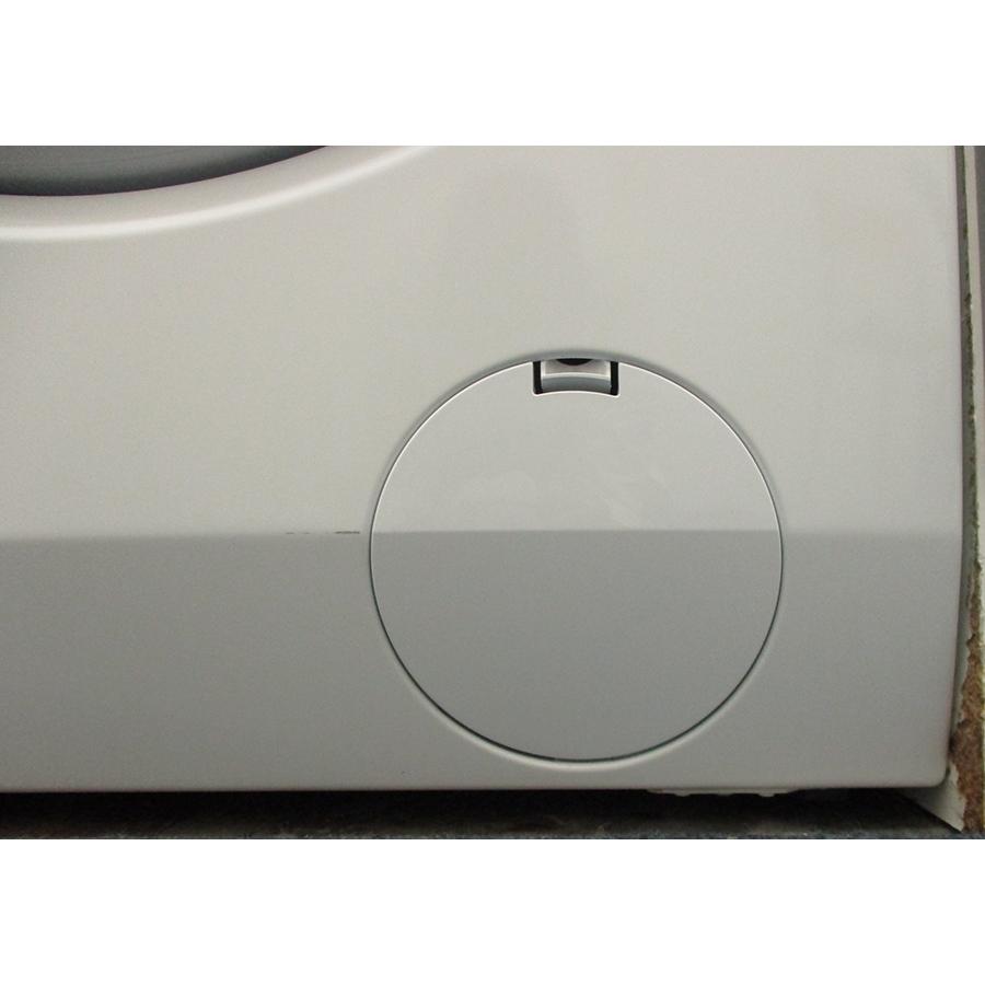 AEG L6FBR141G - Trappe du filtre de vidange