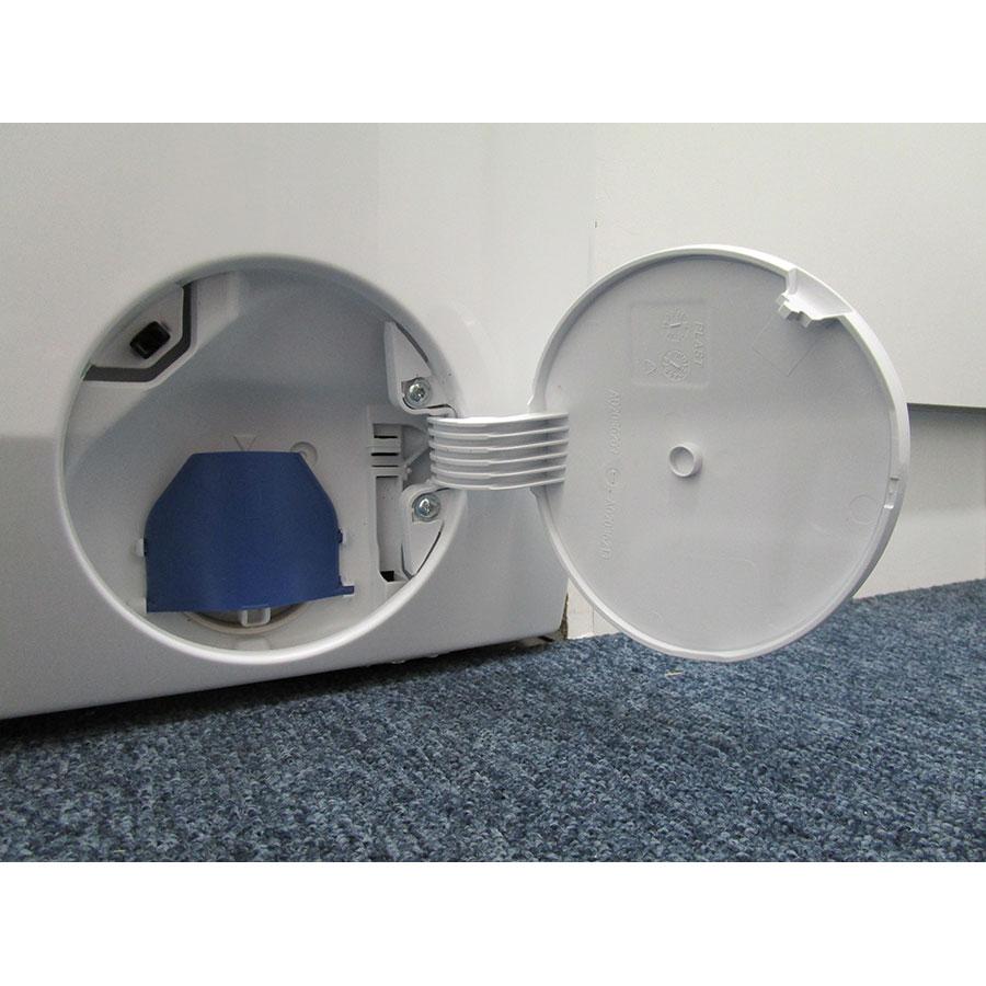 AEG L6FBR842G - Bouchon du filtre de vidange