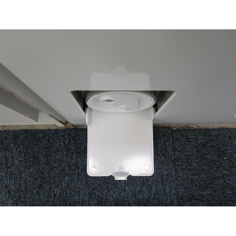 AEG L6TBD624G - Trappe du filtre de vidange