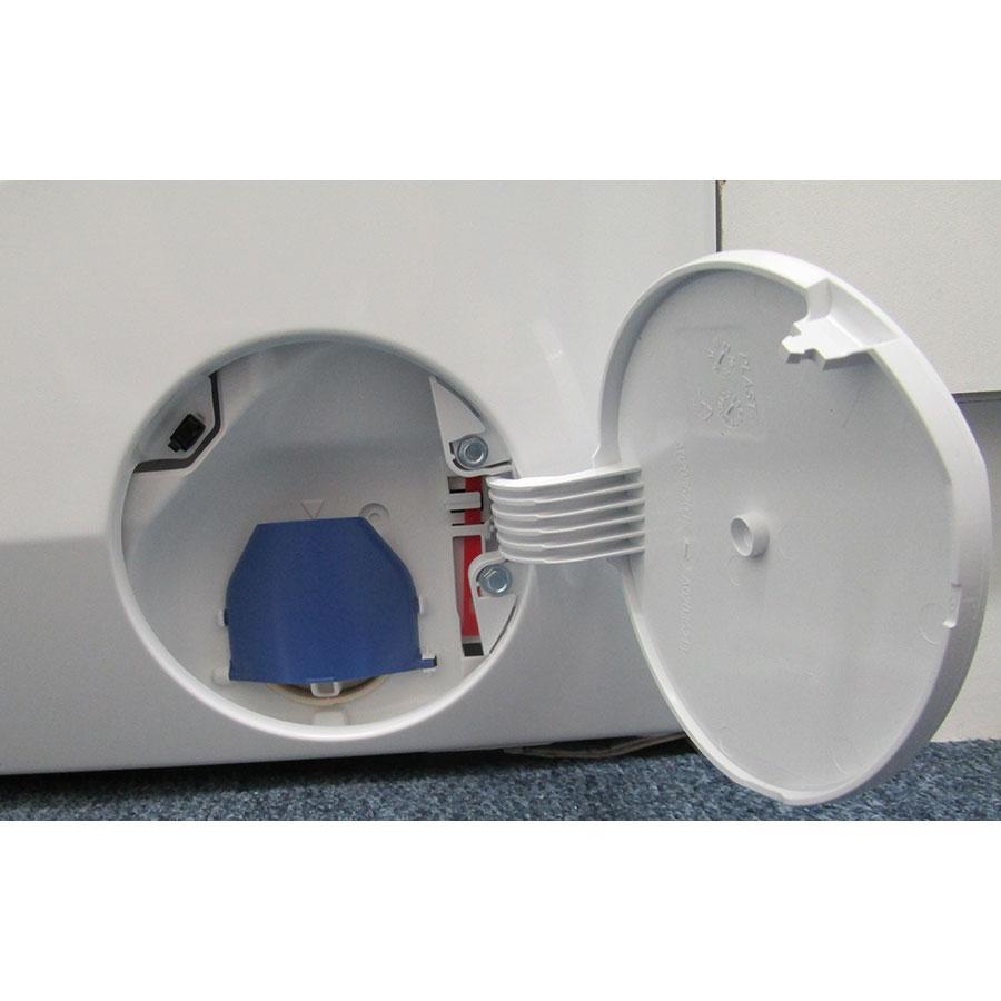 AEG L7FEE169D - Bouchon du filtre de vidange