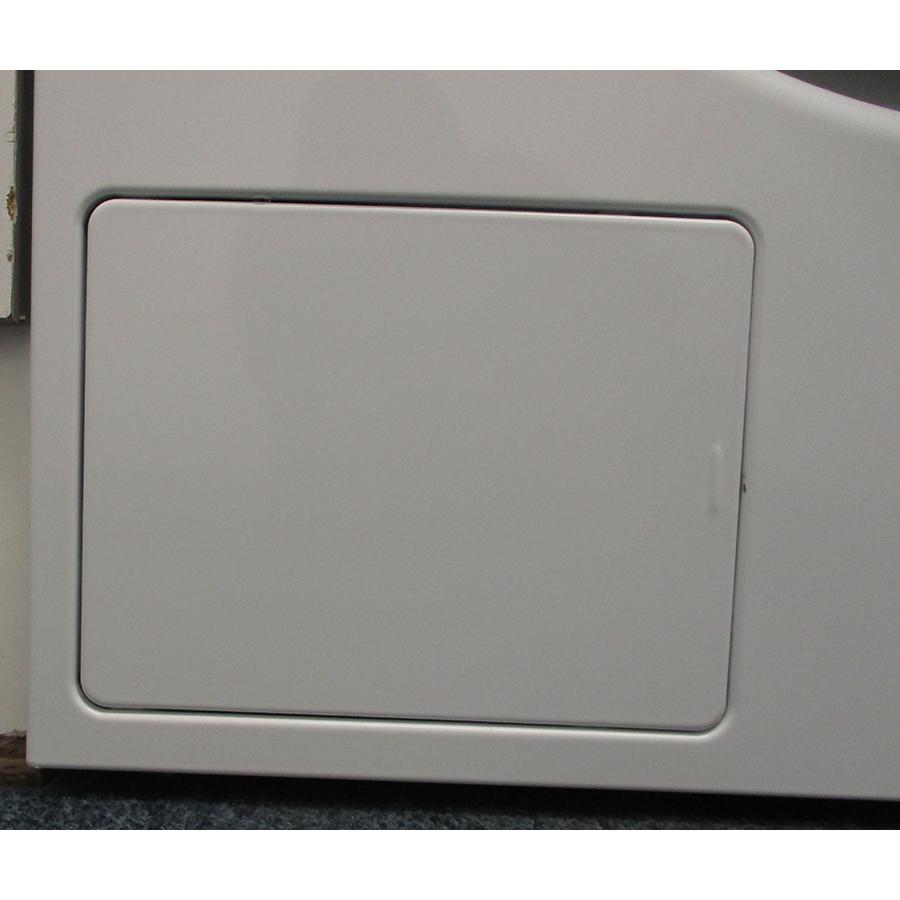 Asko W2096P.W/2 - Trappe du filtre de vidange