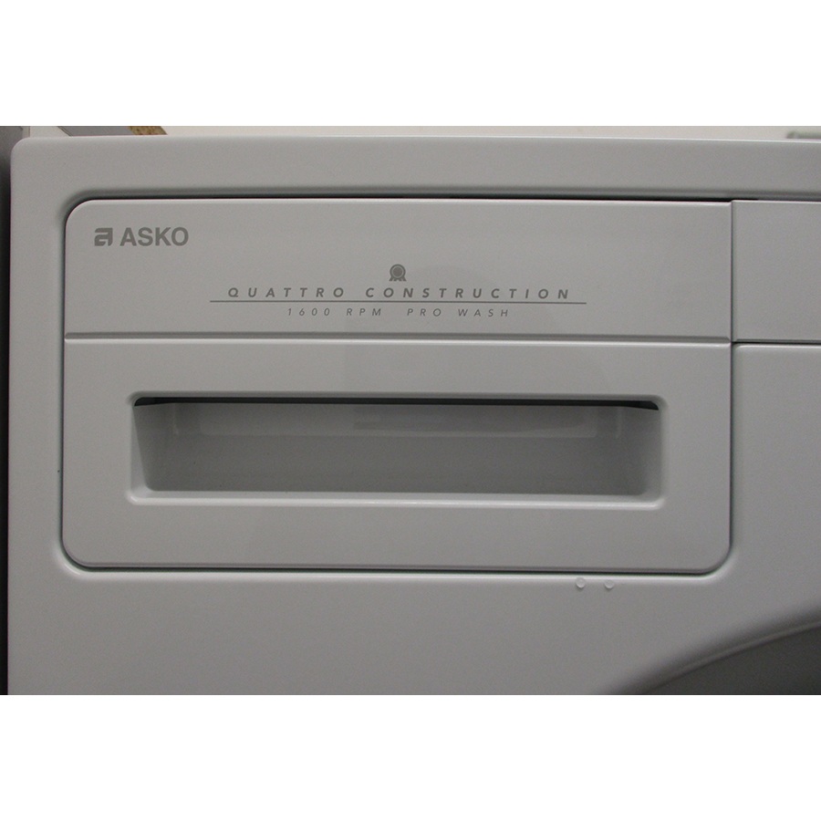 Asko W2096P.W/2 - Tiroir à détergents