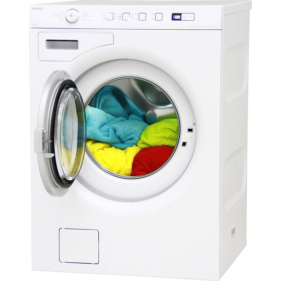 Test asko w6564w lave linge ufc que choisir for Lave linge que choisir