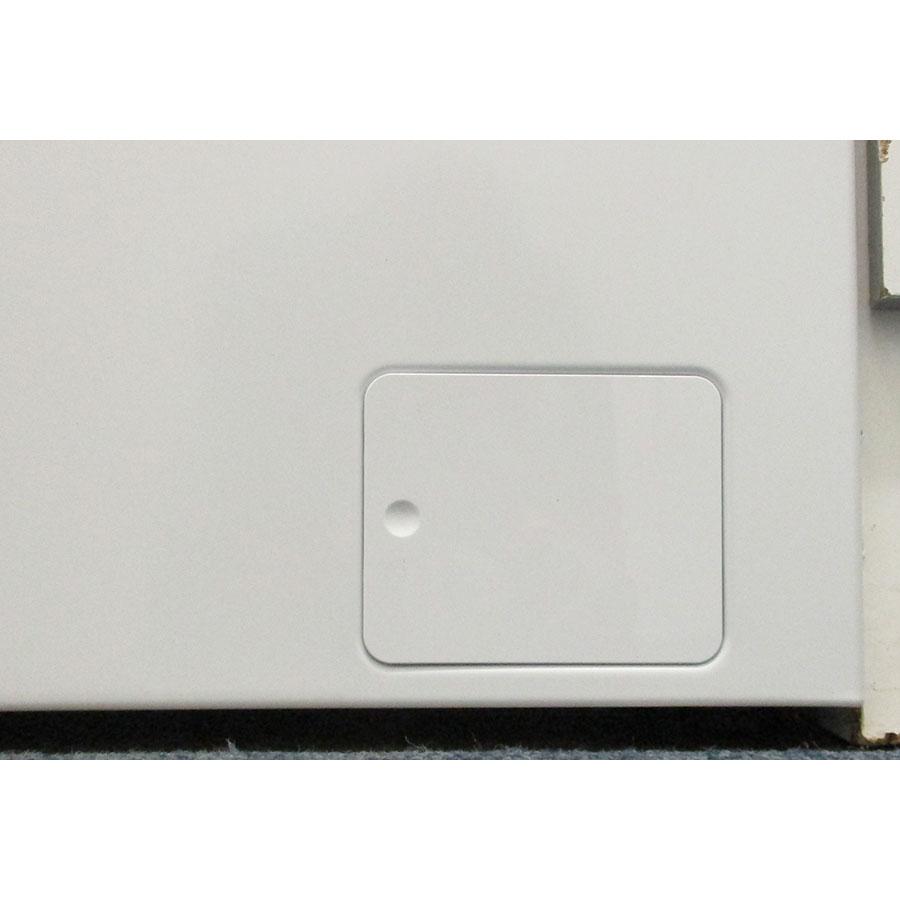 Beko DWTV6621XW1W - Trappe du filtre de vidange