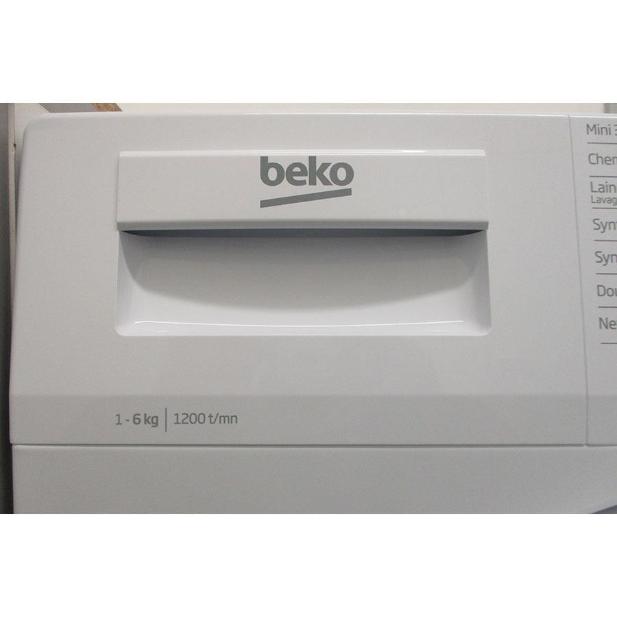 Beko DWTV6621XW1W - Tiroir à détergents