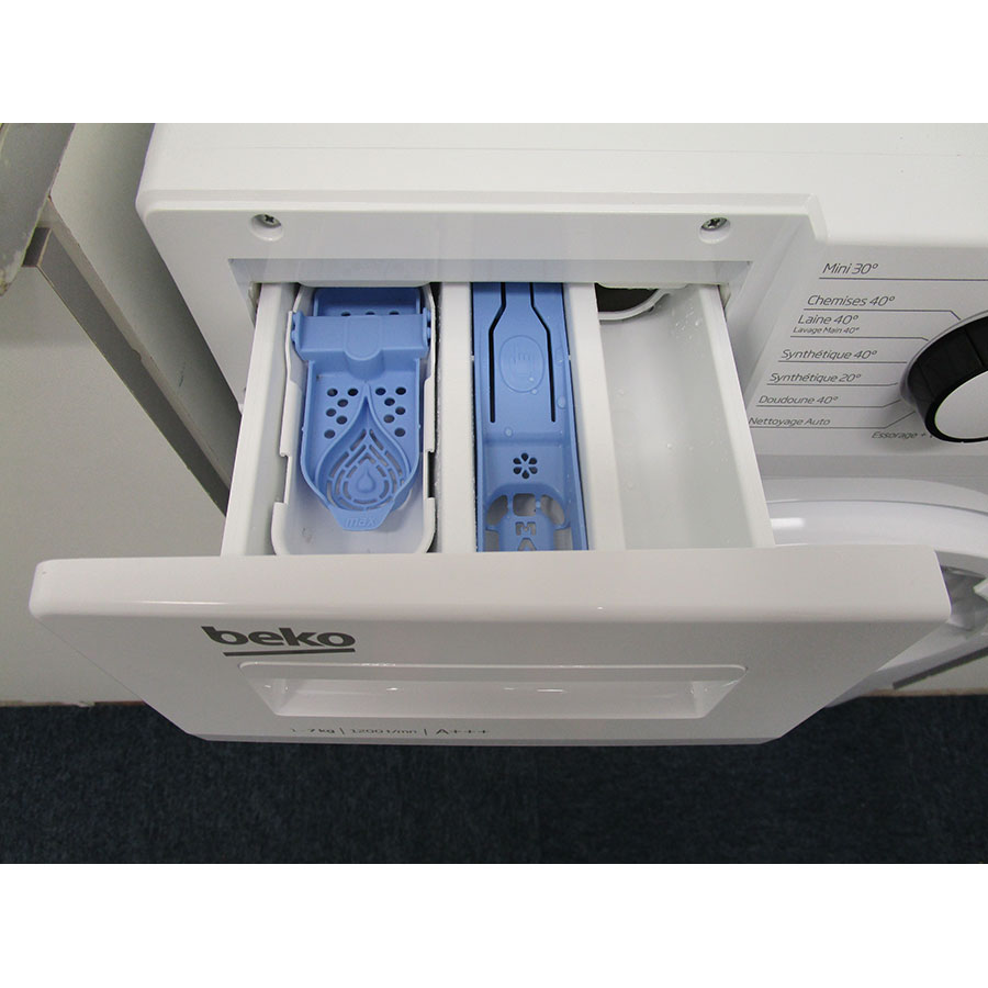Beko WCA270 - Accessoire pour lessive liquide
